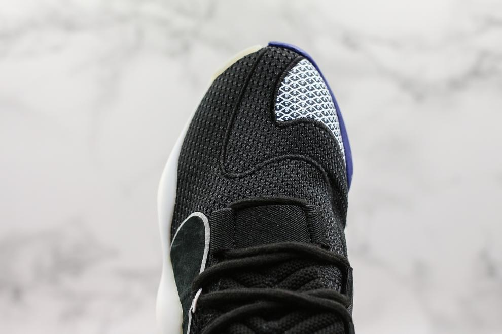 adidas Crazy BYW X Black White 5