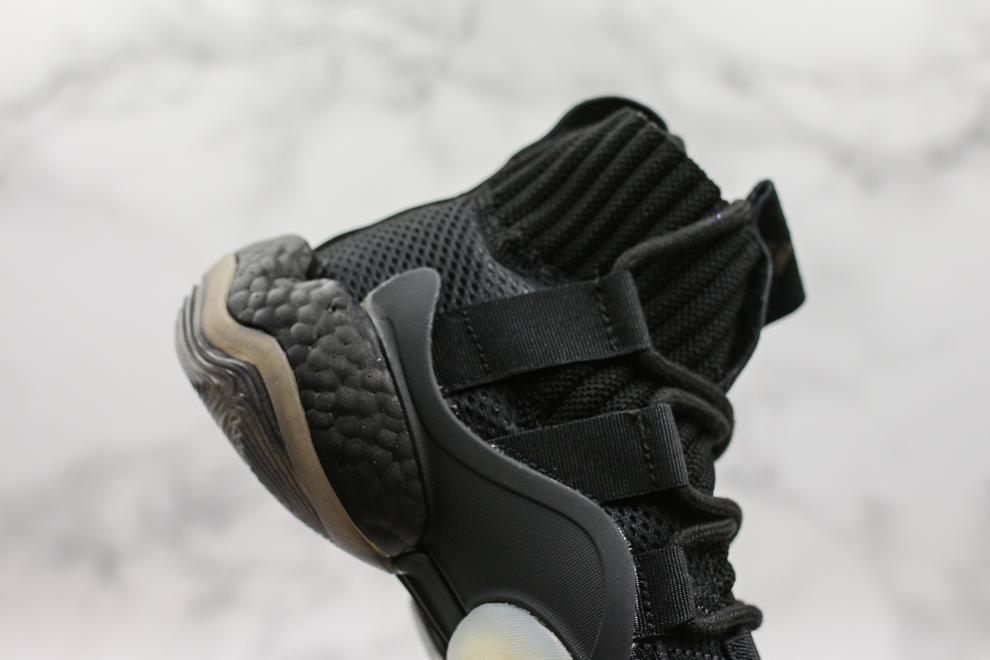 adidas Crazy BYW X Black White 6