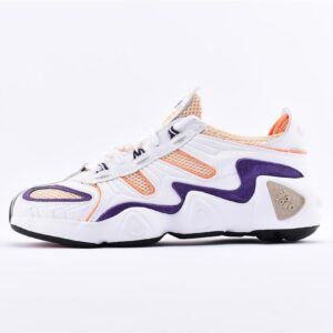 adidas FYW S 97 White Flash Orange Purple 1