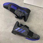 adidas Harden Vol. 3 Black Active Blue-1