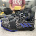adidas Harden Vol. 3 Black Active Blue-3