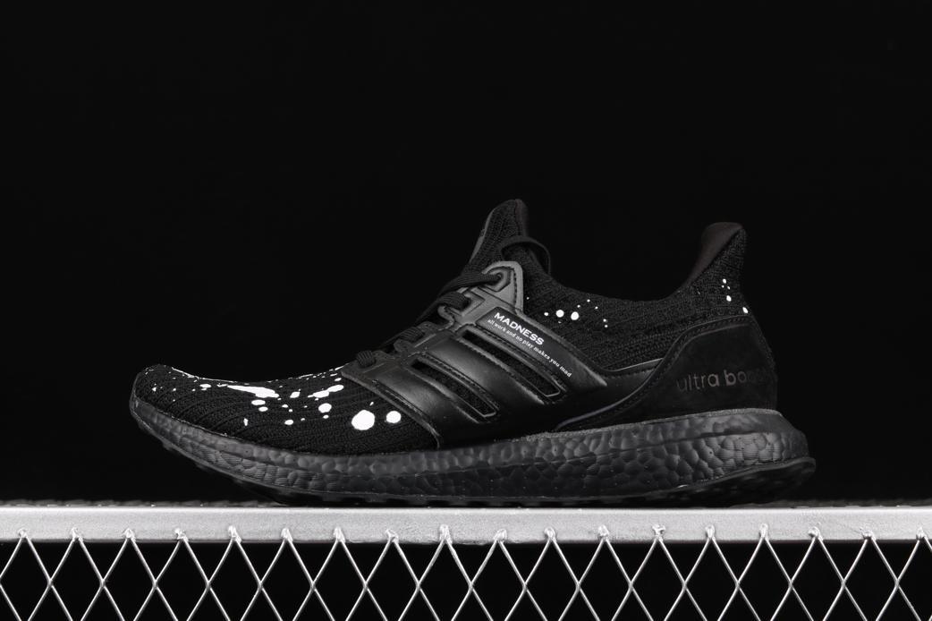 adidas Madness x UltraBoost 4.0 Black 1