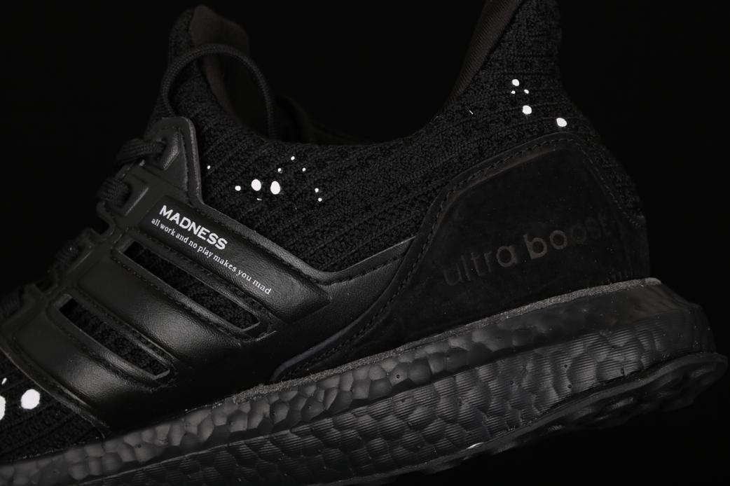 adidas Madness x UltraBoost 4.0 Black 10
