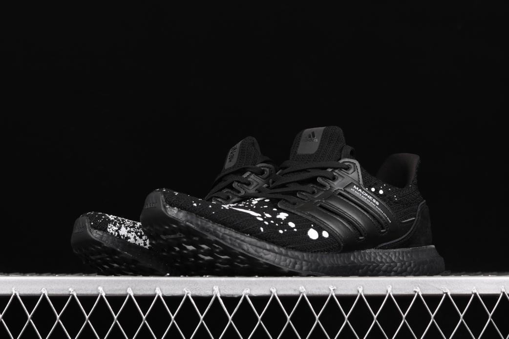 adidas Madness x UltraBoost 4.0 Black 4