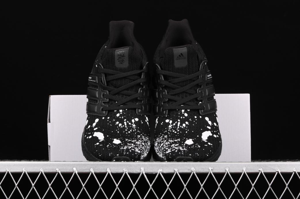 adidas Madness x UltraBoost 4.0 Black 6