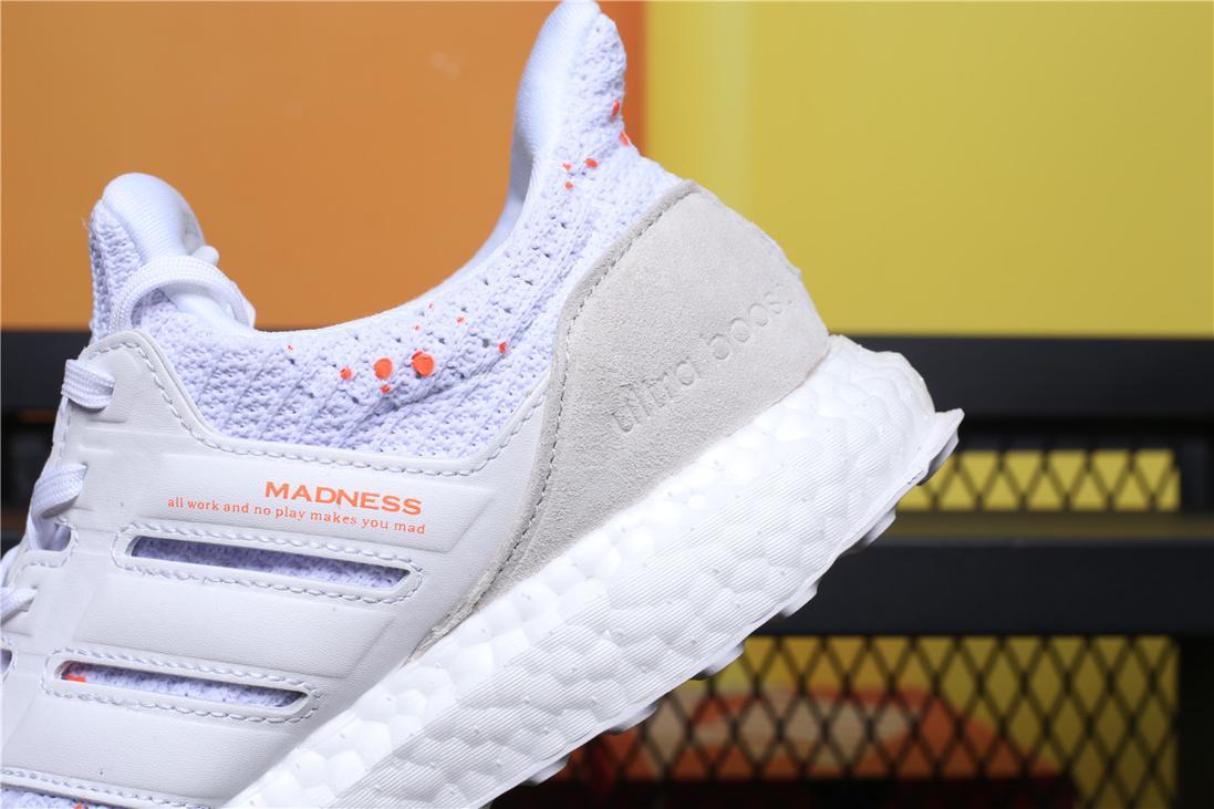 adidas Madness x UltraBoost 4.0 White 10