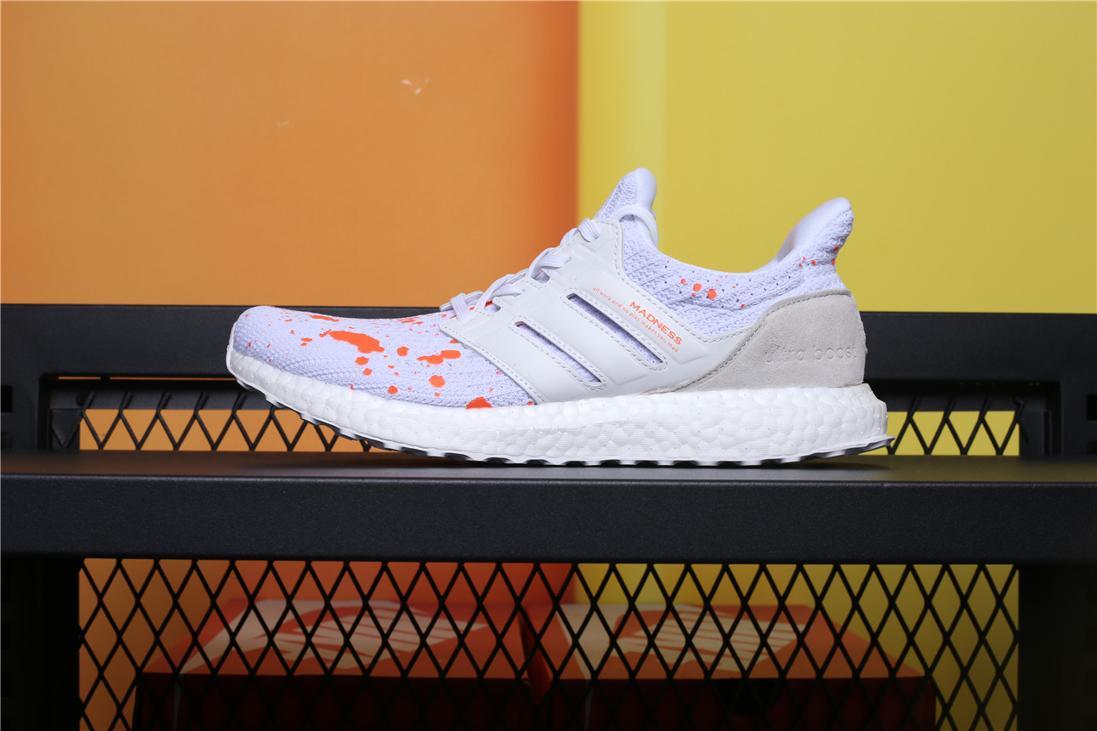 adidas Madness x UltraBoost 4.0 White 4