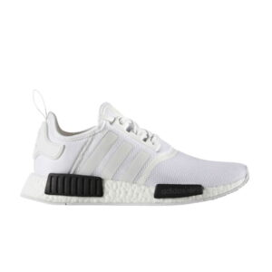 adidas NMD R1 White Black
