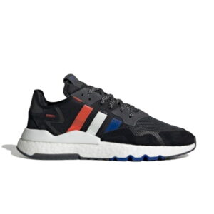 adidas Nite Jogger Core Black Power Blue