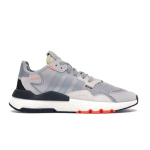 adidas Nite Jogger Grey Orange