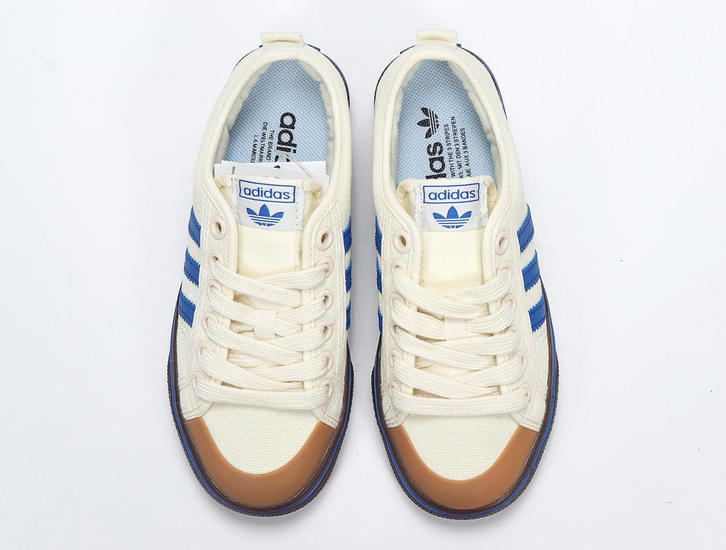 adidas Nizza Blue 6