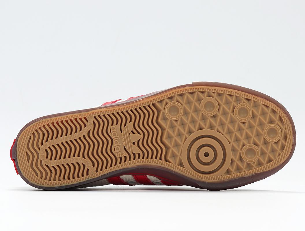 adidas Nizza Core Red 3
