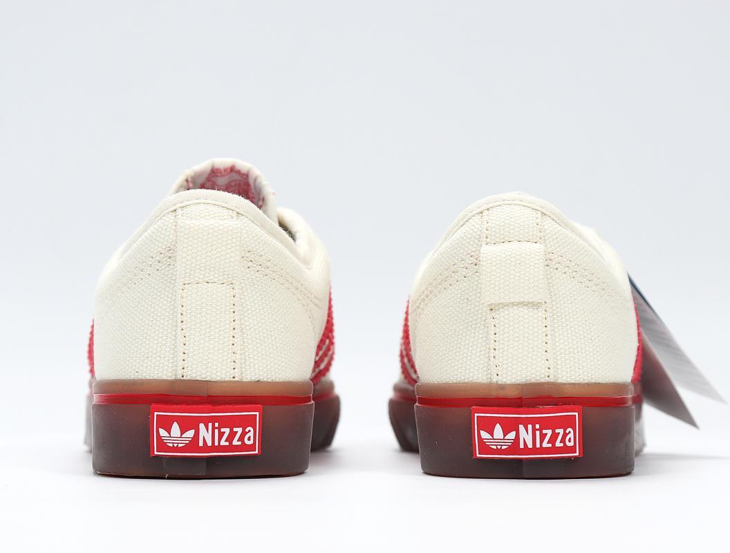 adidas Nizza Core Red 4