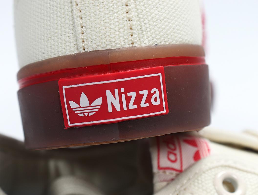 adidas Nizza Core Red 7