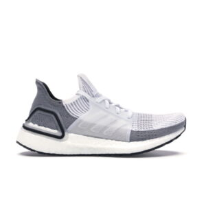adidas Ultra Boost 19 Cloud White Grey Two W