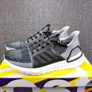 adidas UltraBoost 19 Grey Cyan 1