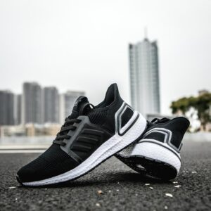 adidas Wmns UltraBoost 19 Core Black 1