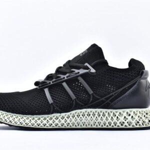 adidas Y 3 Runner 4D II Black 1