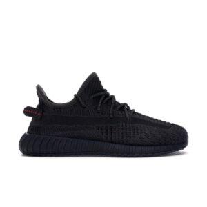 adidas Yeezy Boost 350 V2 Black Kids Non-Reflective