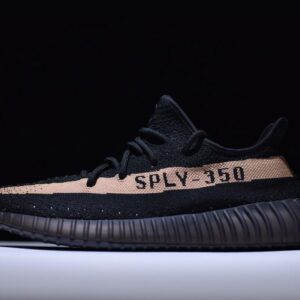 adidas Yeezy Boost 350 V2 Core Black Copper 1