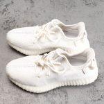 adidas Yeezy Boost 350 V2 Cream Triple White-2