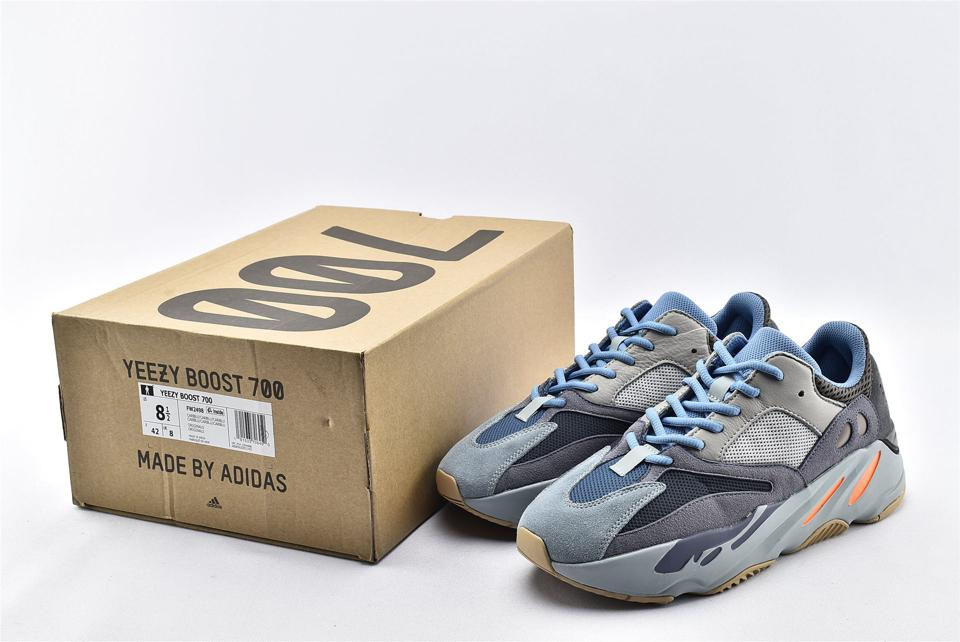 adidas Yeezy Boost 700 Carbon Blue 10