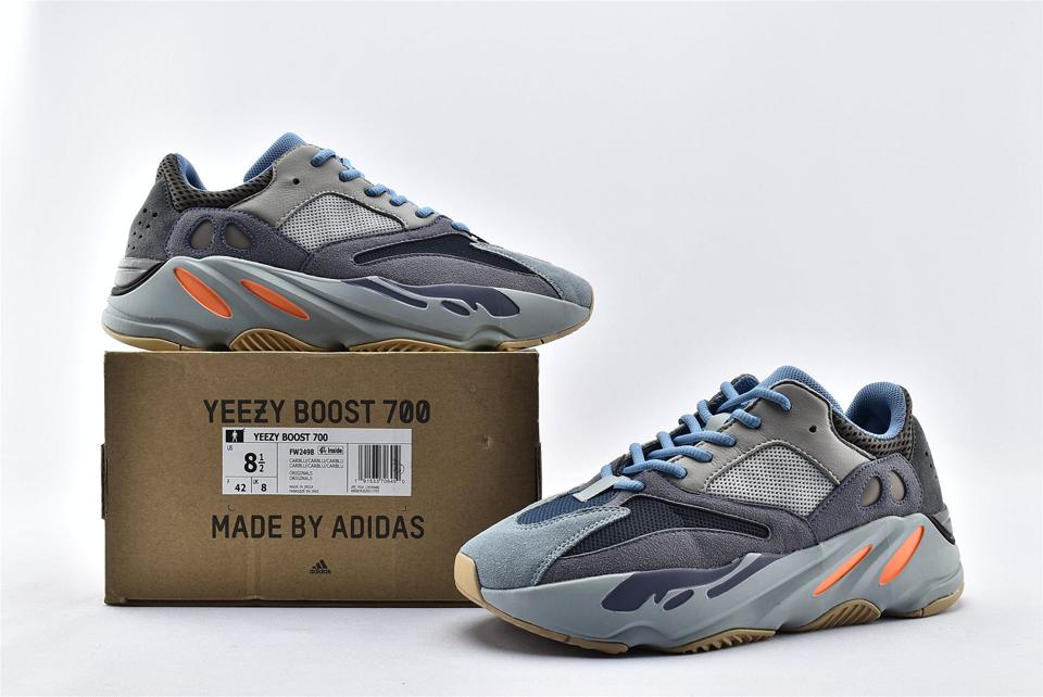 adidas Yeezy Boost 700 Carbon Blue 11