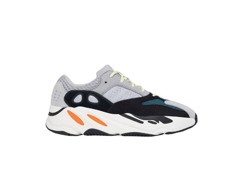 adidas Yeezy Boost 700 Wave Runner Solid Grey Kids