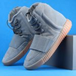 adidas Yeezy Boost 750 Light Grey Glow In the Dark 12