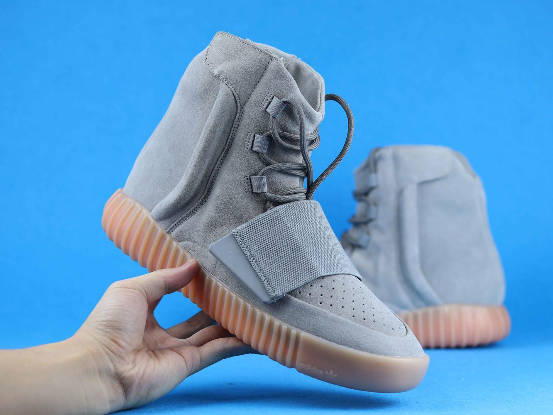 adidas Yeezy Boost 750 Light Grey Glow In the Dark 13