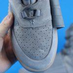 adidas Yeezy Boost 750 Light Grey Glow In the Dark 14
