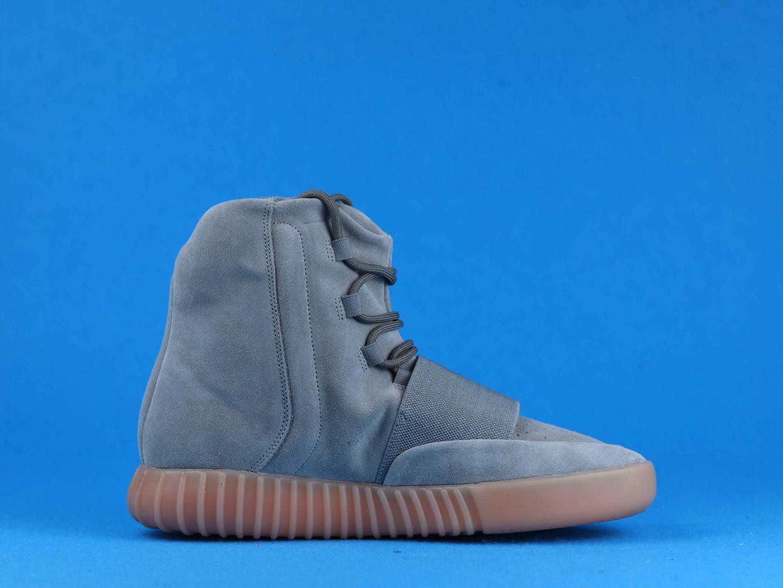 adidas Yeezy Boost 750 Light Grey Glow In the Dark 2