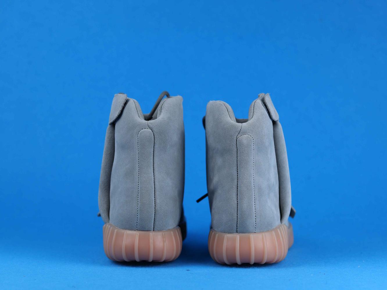 adidas Yeezy Boost 750 Light Grey Glow In the Dark 5
