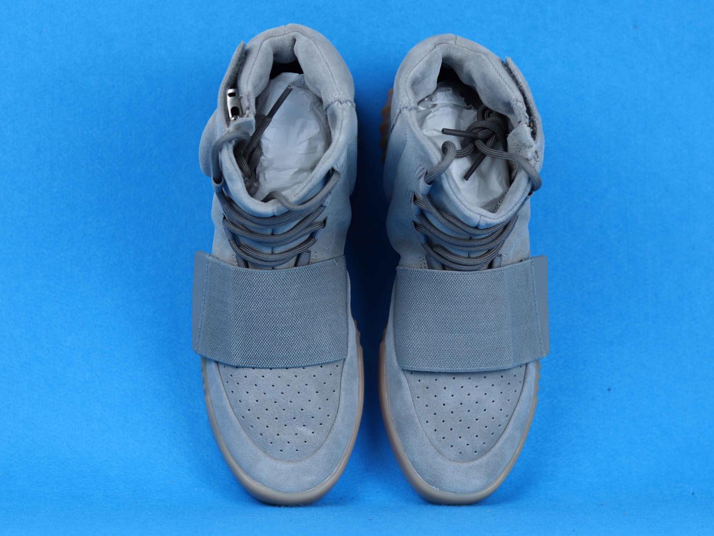 adidas Yeezy Boost 750 Light Grey Glow In the Dark 6