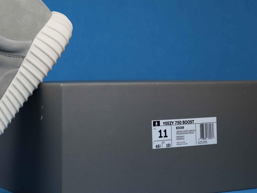 adidas Yeezy Boost 750 OG Light Brown 20