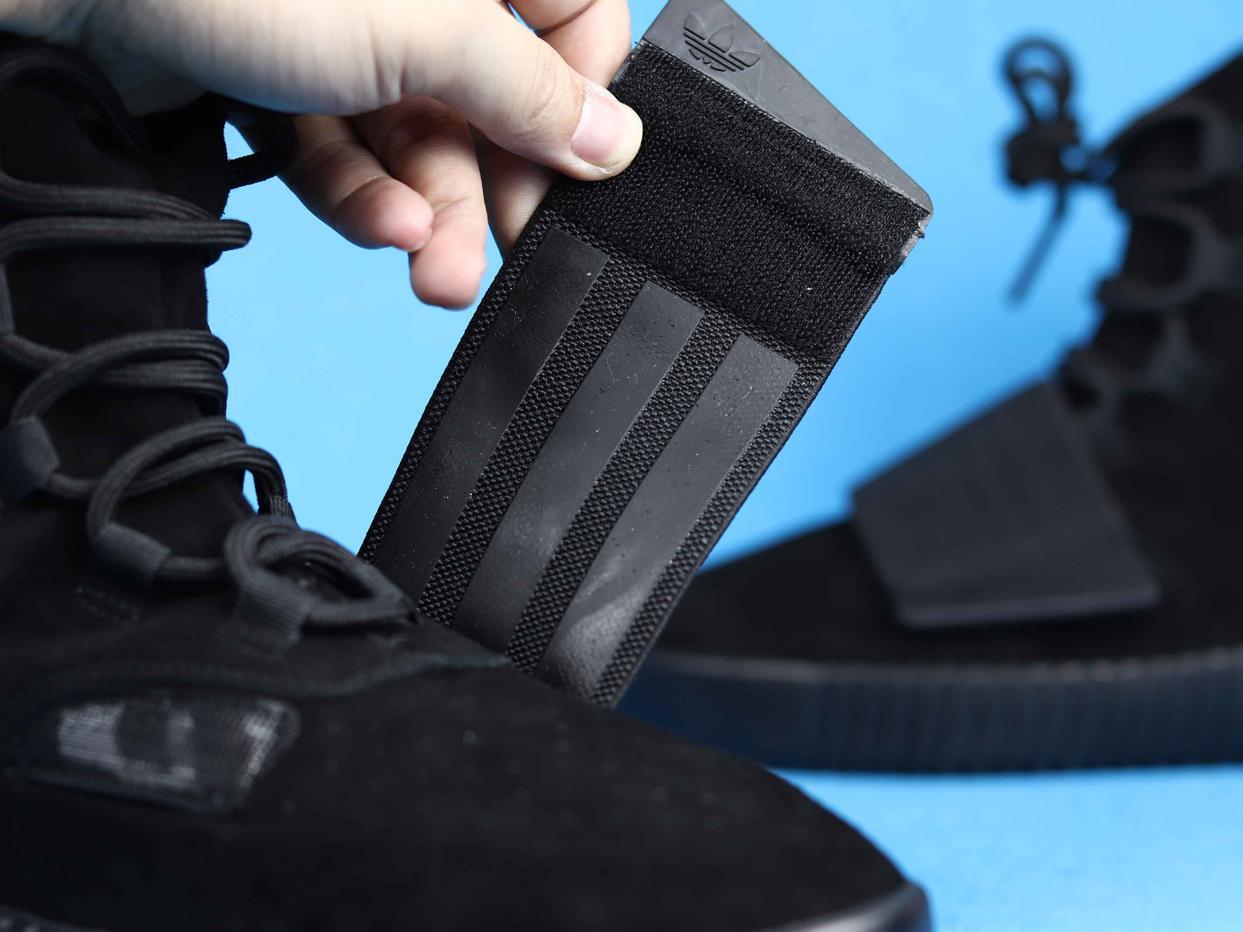 adidas Yeezy Boost 750 Triple Black 12