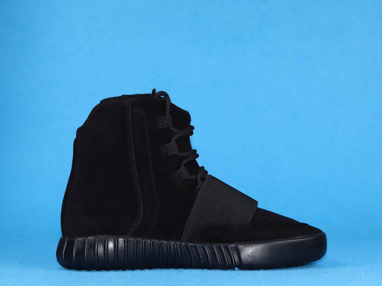 adidas Yeezy Boost 750 Triple Black 2
