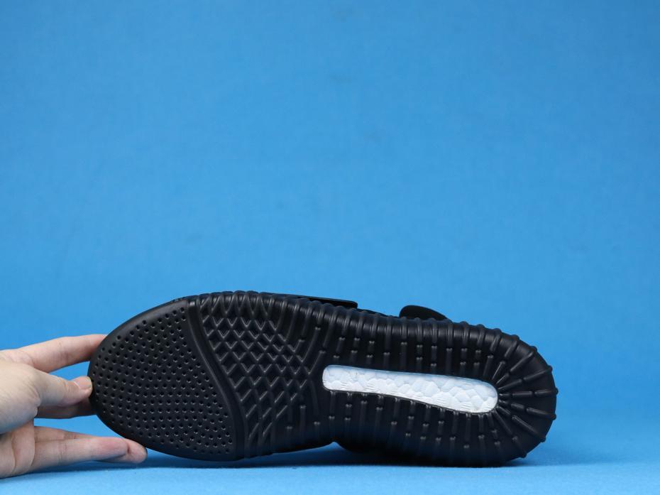 adidas Yeezy Boost 750 Triple Black 3