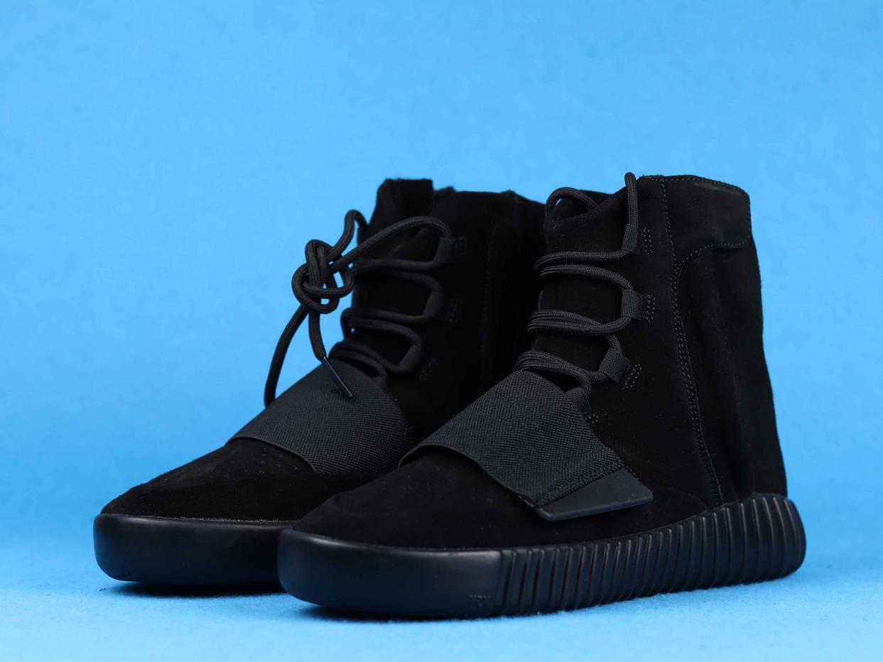 adidas Yeezy Boost 750 Triple Black 6