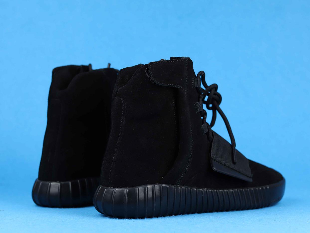 adidas Yeezy Boost 750 Triple Black 7