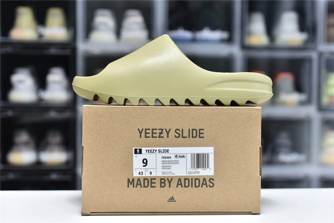 adidas Yeezy Slide Resin 6