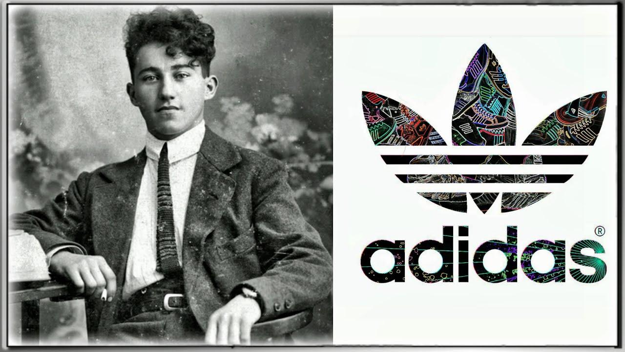 История логотипов компании Адидас