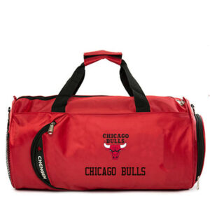 2016 NBA Chicago Bulls Red Bag