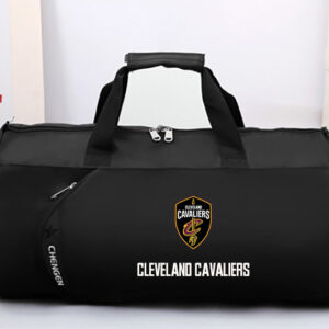 2016 NBA Cleveland Cavaliers Black Bag