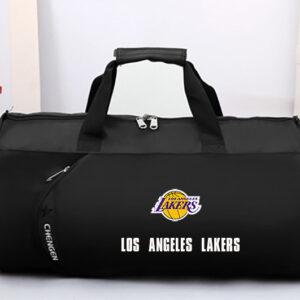 2016 NBA Los Angeles Lakers Black Bag