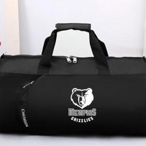 2016 NBA Memphis Grizzlies Black Bag