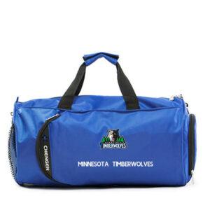 2016 NBA Minnesota Timberwolves Blue Bag