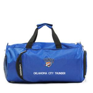 2016 NBA Oklahoma City Thunder Blue Bag