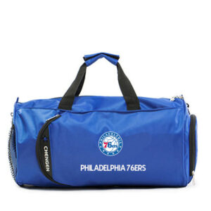 2016 NBA Philadelphia Sixers 76 Blue Bag