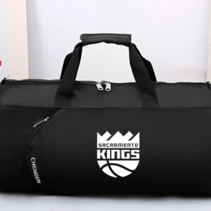 2016 NBA Sacramento Kings Black Bag